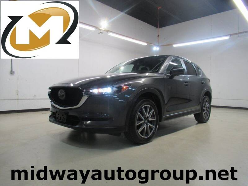 2018 Mazda CX-5 for sale at Midway Auto Group in Addison TX
