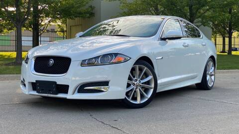 2013 Jaguar XF for sale at Western Star Auto Sales in Chicago IL
