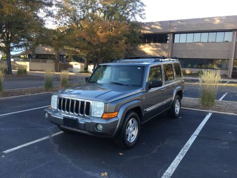 2007 Jeep Commander for sale at QUEST MOTORS in Englewood CO