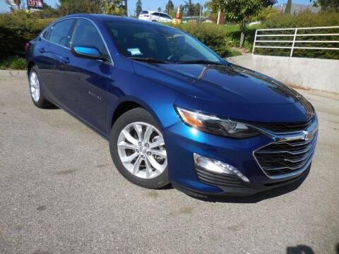 2019 Chevrolet Malibu for sale at ARAX AUTO SALES in Tujunga CA