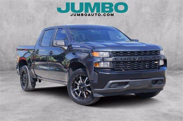 2020 Chevrolet Silverado 1500 for sale at Jumbo Auto & Truck Plaza in Hollywood FL