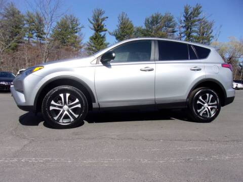 2018 Toyota RAV4 for sale at Mark's Discount Truck & Auto Sales in Londonderry NH
