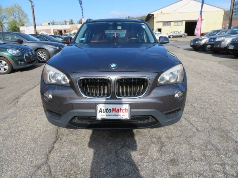 2013 BMW X1 for sale at Auto Match in Waterbury CT