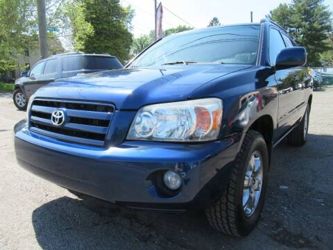 2006 Toyota Highlander for sale at PRESTIGE IMPORT AUTO SALES in Morrisville PA