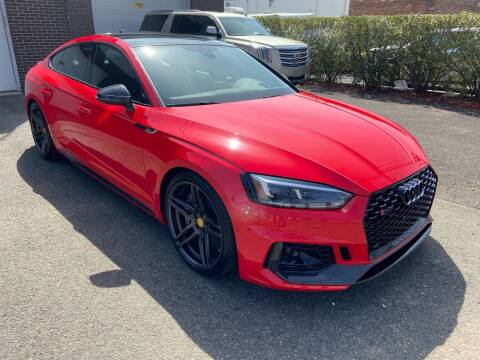 2019 Audi RS 5 Sportback for sale at International Motor Group LLC in Hasbrouck Heights NJ