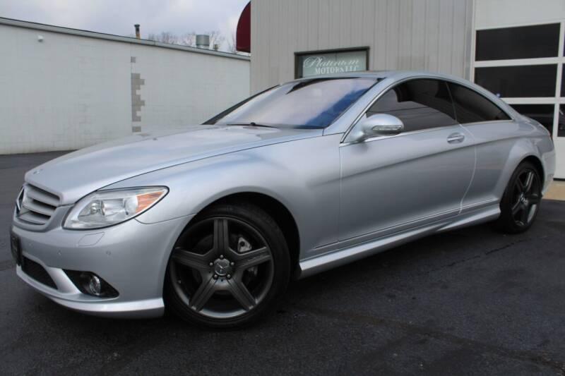 2007 Mercedes-Benz CL-Class for sale at Platinum Motors LLC in Reynoldsburg OH