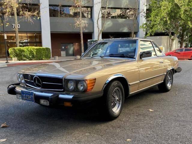 1983 Mercedes-Benz 380-Class for sale in Glendale, CA