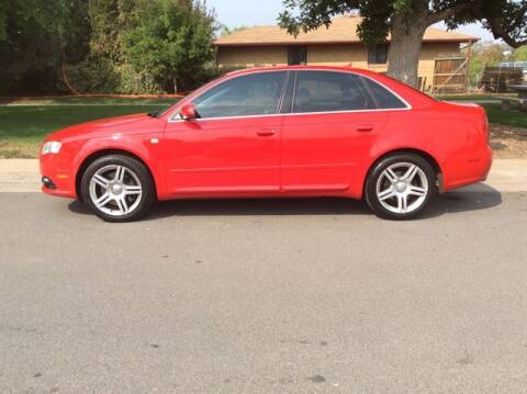 2008 Audi A4 for sale at Auto Brokers in Sheridan CO