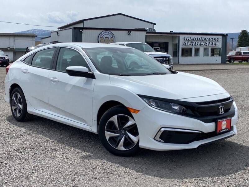 2021 Honda Civic for sale in Island City, OR