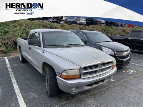 1999 Dodge Dakota for sale at Herndon Chevrolet in Lexington SC