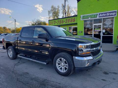 2016 Chevrolet Silverado 1500 for sale at Empire Auto Group in Indianapolis IN