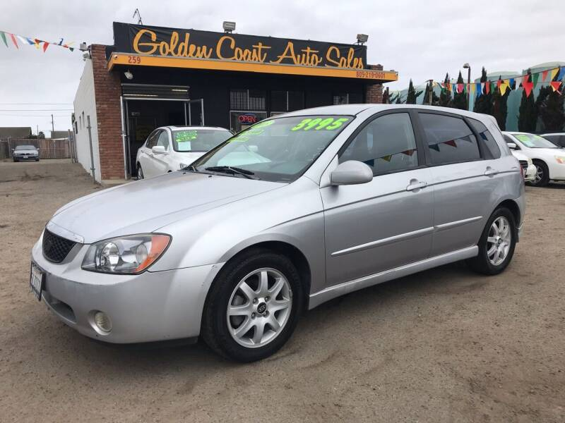2005 Kia Spectra for sale at Golden Coast Auto Sales in Guadalupe CA