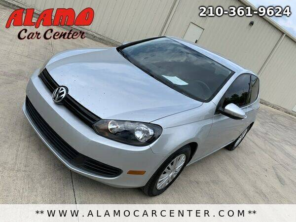 2013 Volkswagen Golf for sale at Alamo Car Center in San Antonio TX