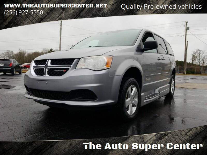 2013 Dodge Grand Caravan for sale at The Auto Super Center in Centre AL