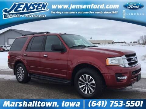 2017 Ford Expedition for sale at JENSEN FORD LINCOLN MERCURY in Marshalltown IA