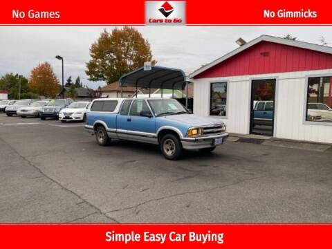 1996 Chevrolet S-10 for sale at Cars To Go in Portland OR