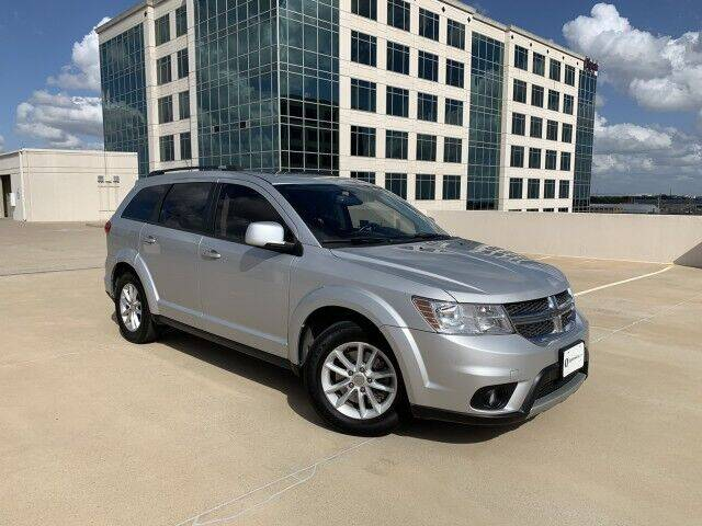 2014 Dodge Journey for sale at SIGNATURE Sales & Consignment in Austin TX