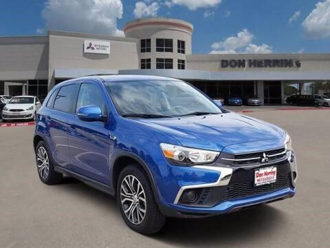 2019 Mitsubishi Outlander Sport for sale at Don Herring Mitsubishi in Plano TX