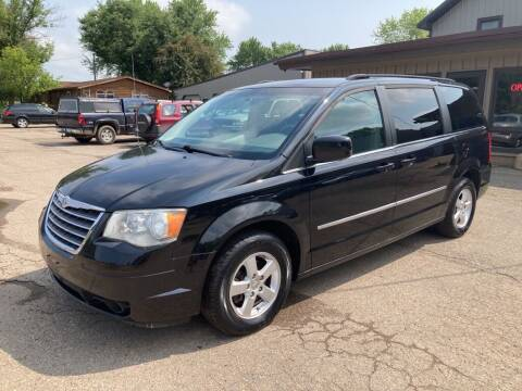 2010 Chrysler Town and Country for sale at COUNTRYSIDE AUTO INC in Austin MN