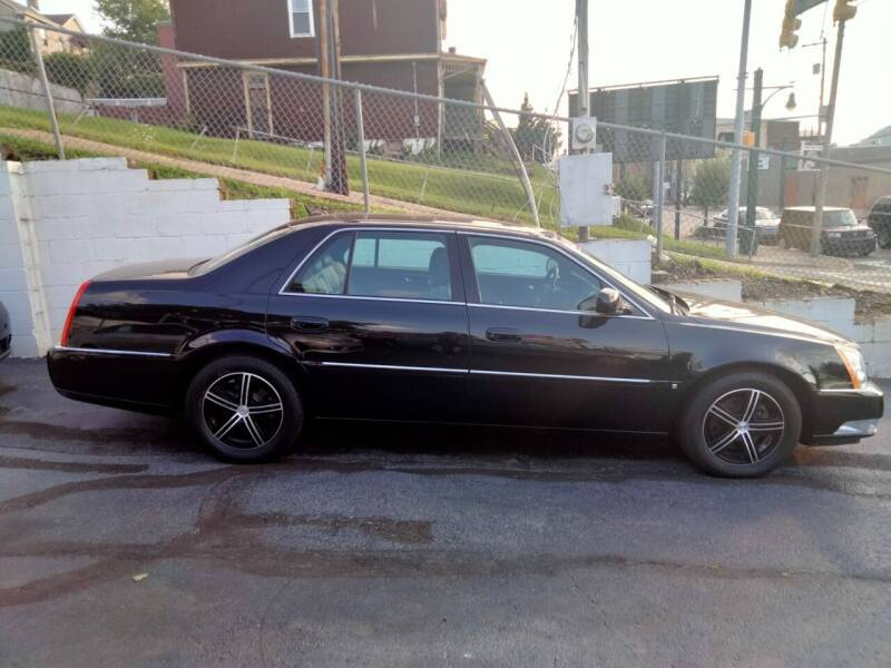 2007 Cadillac DTS for sale at High Level Auto Sales INC in Homestead PA