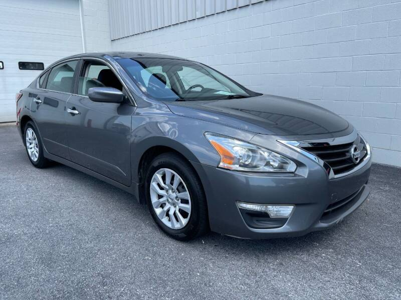 2015 Nissan Altima for sale at Zimmerman's Automotive in Mechanicsburg PA