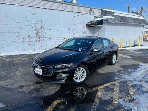 2017 Chevrolet Malibu for sale at Santa Motors Inc in Rochester NY