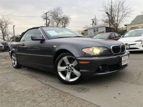 2006 BMW 3 Series for sale at Stunning Auto in Sacramento CA
