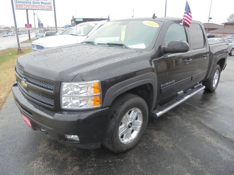2011 Chevrolet Silverado 1500 for sale at Century Auto Sales LLC in Appleton WI