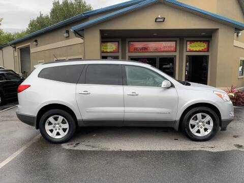 2009 Chevrolet Traverse for sale at Advantage Auto Sales in Garden City ID