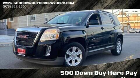 2013 GMC Terrain for sale at Dina Auto Sales in Paterson NJ