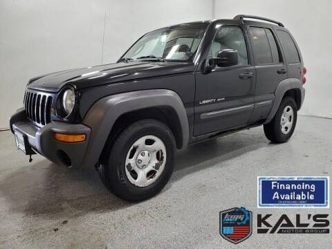 2003 Jeep Liberty for sale at Kal's Kars - SUVS in Wadena MN