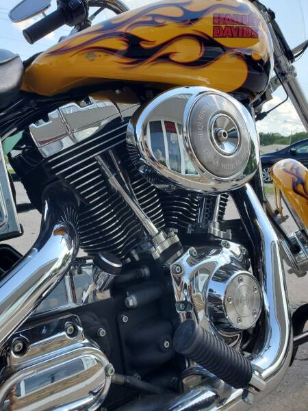 2004 Harley-Davidson FXDWG for sale at Executive Motor Sports LLC in Sparta MO