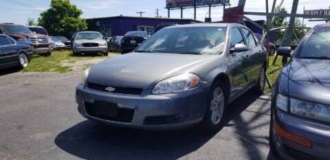 2008 Chevrolet Impala for sale at Tri City Auto Mart in Lexington KY