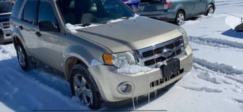 2011 Ford Escape for sale at VICTORY LANE AUTO in Raymore MO