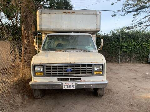 1990 Ford E-Series Chassis for sale at Goleta Motors in Goleta CA
