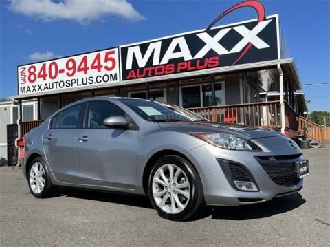 2011 Mazda MAZDA3 for sale at Maxx Autos Plus in Puyallup WA