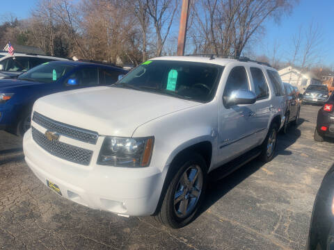2011 Chevrolet Tahoe for sale at PAPERLAND MOTORS in Green Bay WI
