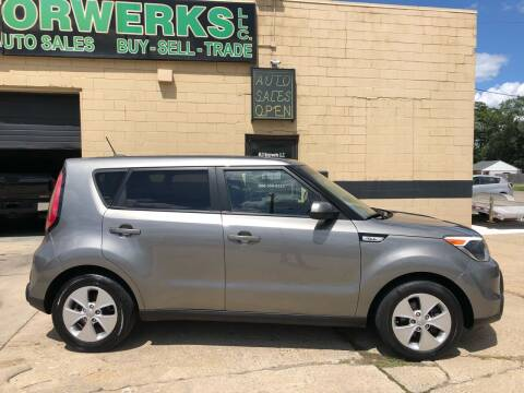 2015 Kia Soul for sale at MLD Motorwerks Pre-Owned Auto Sales - MLD Motorwerks, LLC in Eastpointe MI