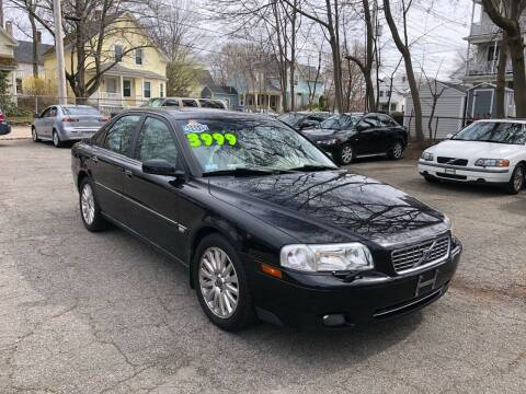 2006 Volvo S80 for sale at Emory Street Auto Sales and Service in Attleboro MA