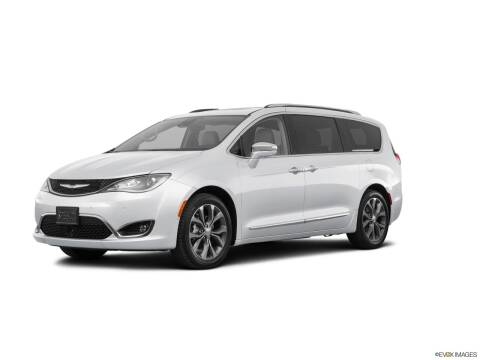 2017 Chrysler Pacifica for sale at West Motor Company in Hyde Park UT