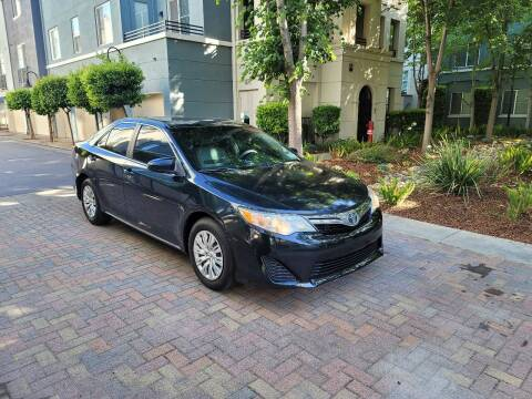 2013 Toyota Camry for sale at Bay Auto Exchange in San Jose CA