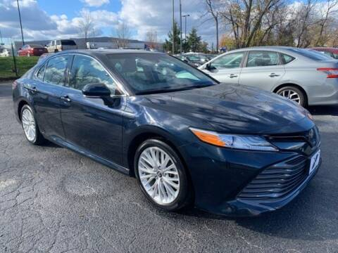2018 Toyota Camry for sale at Hi-Lo Auto Sales in Frederick MD