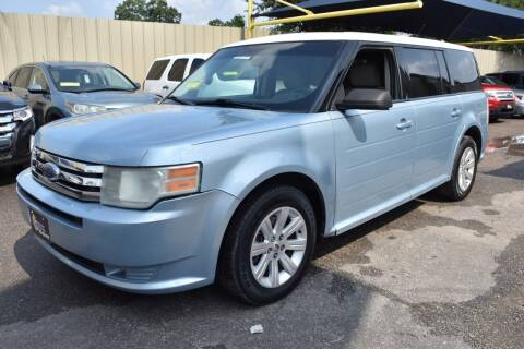 2009 Ford Flex for sale at Midtown Motor Company in San Antonio TX