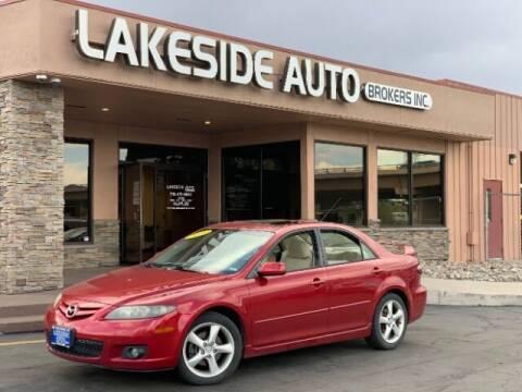 2006 Mazda MAZDA6 for sale at Lakeside Auto Brokers in Colorado Springs CO