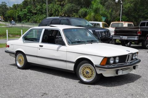 1983 BMW 3 Series for sale at Elite Motorcar, LLC in Deland FL
