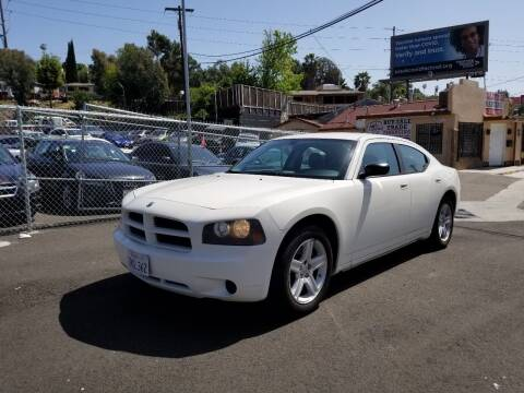 2008 Dodge Charger for sale at Legend Auto Sales Inc in Lemon Grove CA