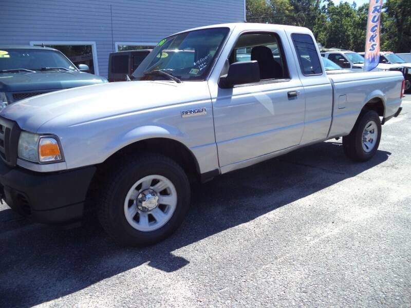 2007 Ford Ranger for sale at H and H Truck Center in Newport News VA