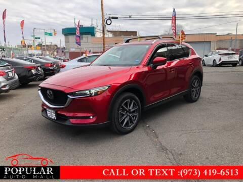 2017 Mazda CX-5 for sale at Popular Auto Mall Inc in Newark NJ