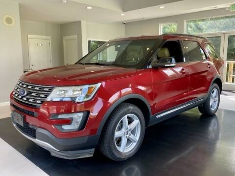 2016 Ford Explorer for sale at Ron's Automotive in Manchester MD