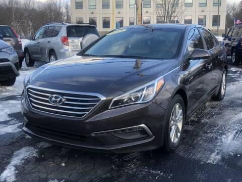 2015 Hyundai Sonata for sale at All Star Auto  Cycle in Marlborough MA